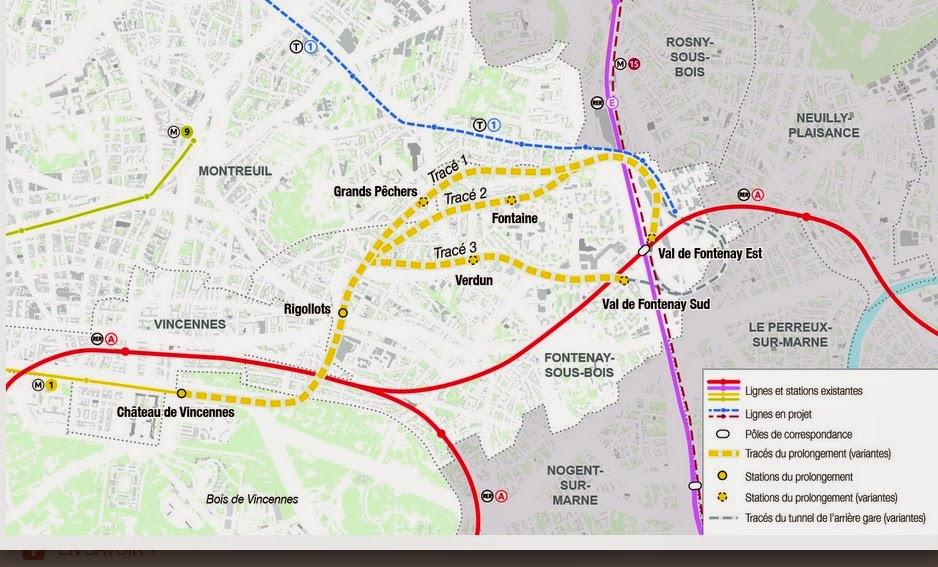 Gildas Lecoq: Ligne 1 : Pour une station intermédiaire à Fontenay ...