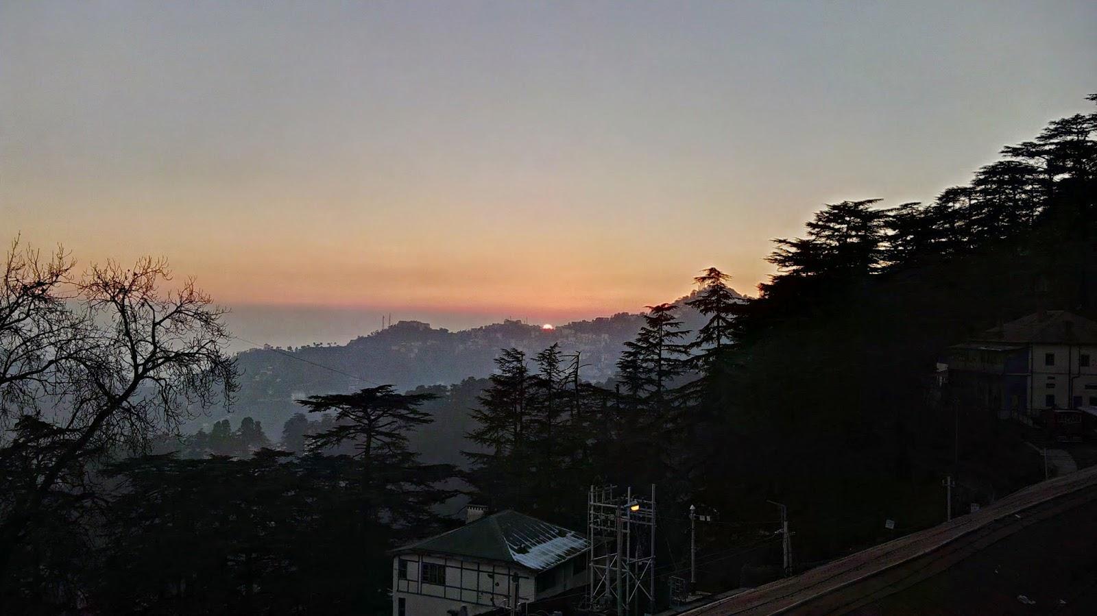 trip to shimla Road trip to the mountains (delhi-shimla-kufri-chail) close to himachal pradesh & uttarakhand offering a lot of scenic mountain terrains.
