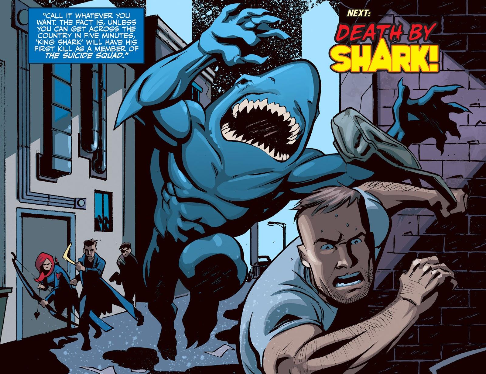 The Flash: Season Zero [I] Issue #16 #16 - English 22