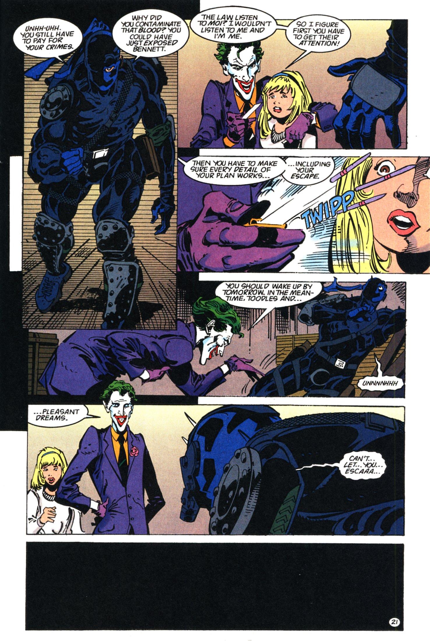 Deathstroke (1991) Issue #58 #63 - English 22