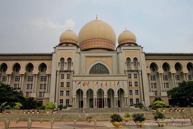 Istana Kehakiman putrajaya