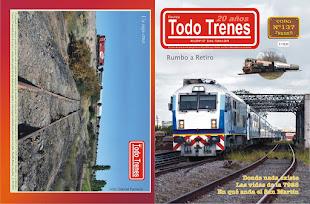 Revista Todo Trenes Numero 137