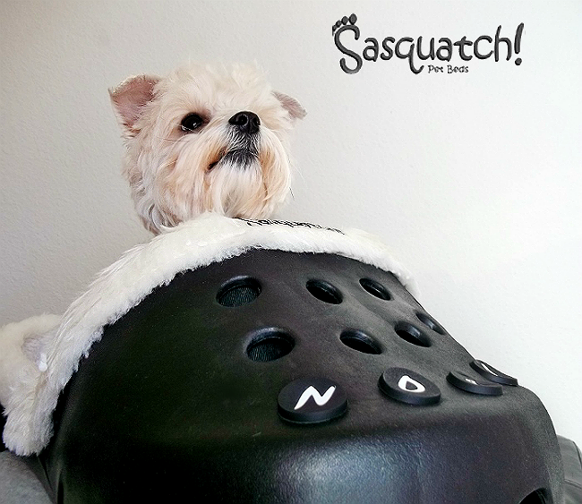 Sasquatch! II Pet Bed