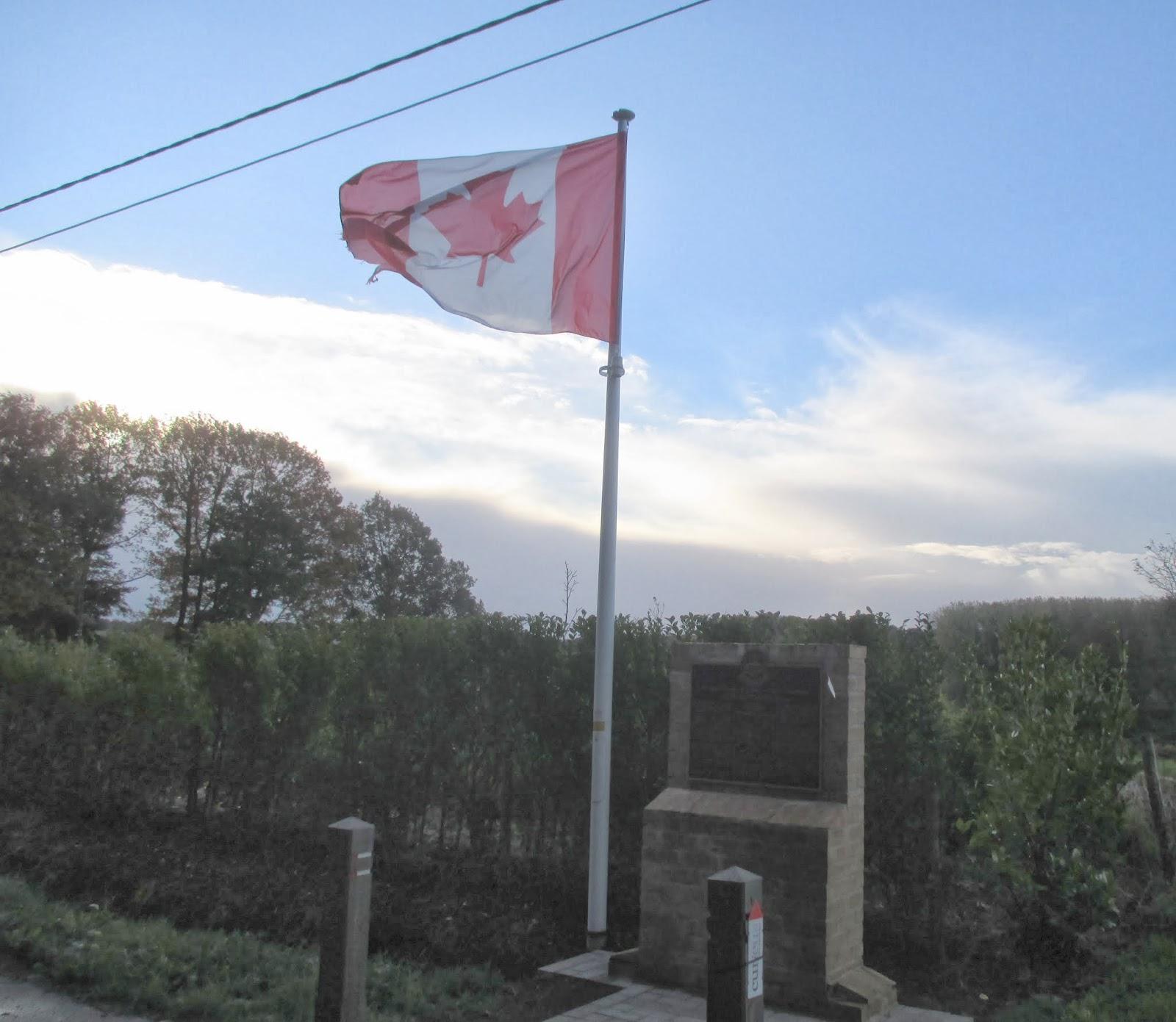 monument Mount Sorrel