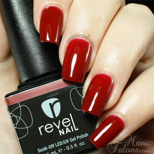 Revel Nail Roister Swatch