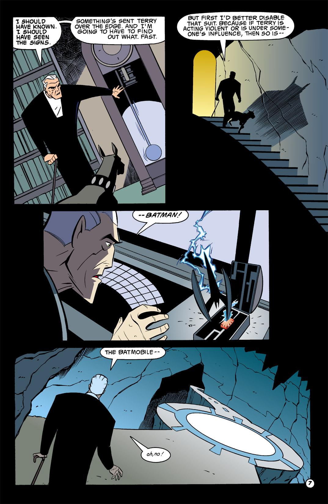 Batman Beyond [II] Issue #1 #1 - English 8