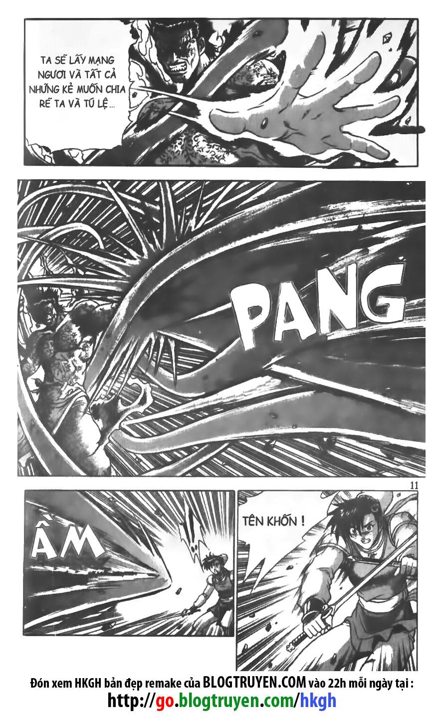 Hiệp Khách Giang Hồ - Hiệp Khách Giang Hồ Chap 159 - Pic 12