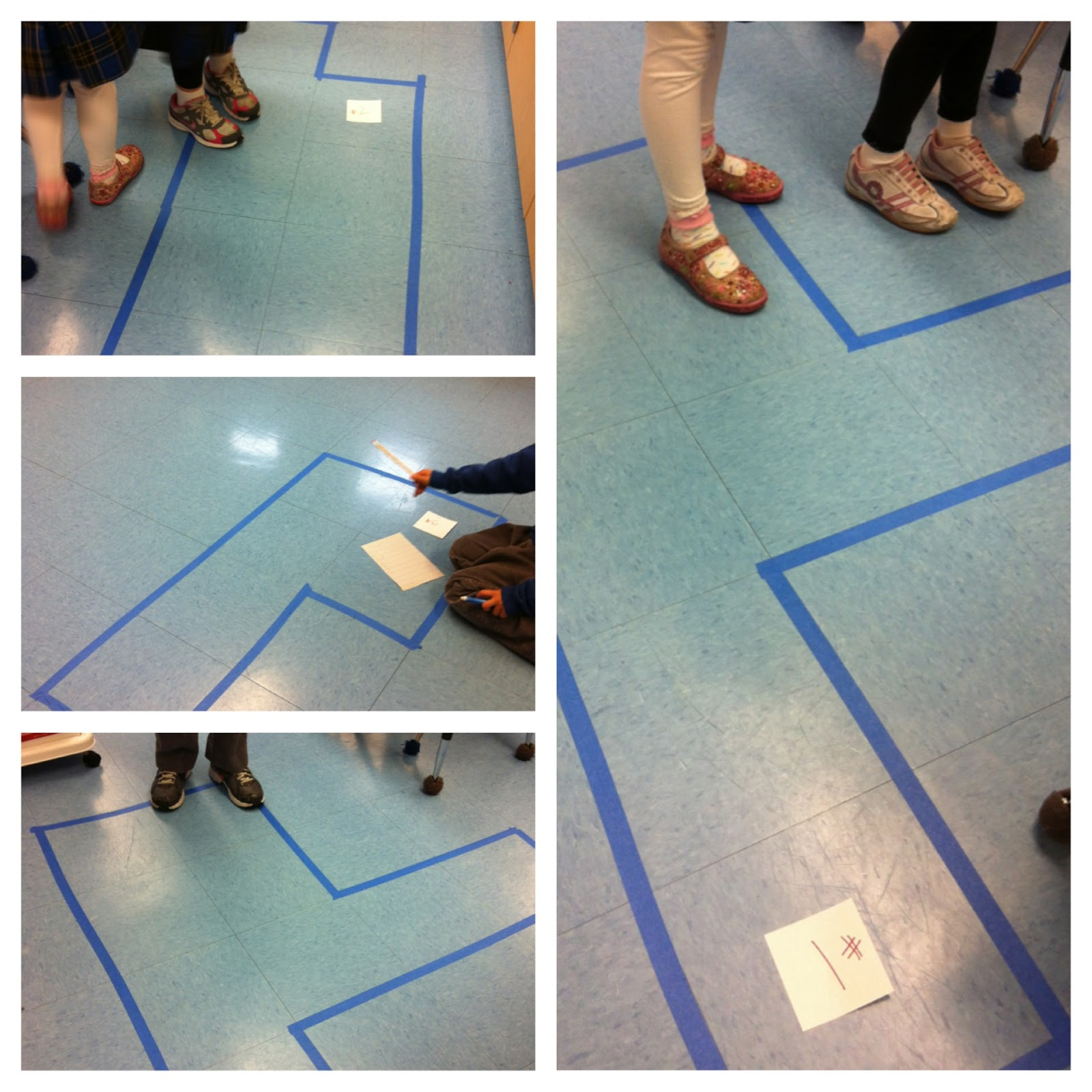 All the dots march 15th five for friday for Classroom floor
