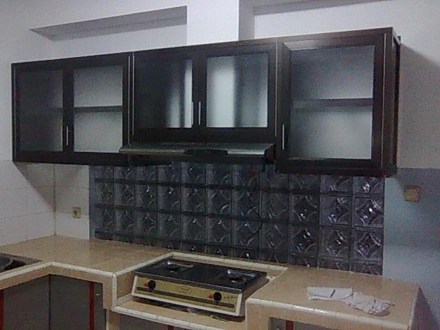 Kichen Set Murah Dari Aluminium Prisma Jaya Aluminium
