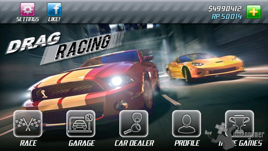 Car Racing Games Online >> The World Of Softwares.: Drag Racing 1.5.4 Game For Android Free Download