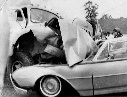 Temui Sesuatu Dalam Tubuh Selepas 51 Tahun Kemalangan