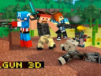 Download Game Pixel Gun 3D (Minecraft style) APK + DATA v3.9