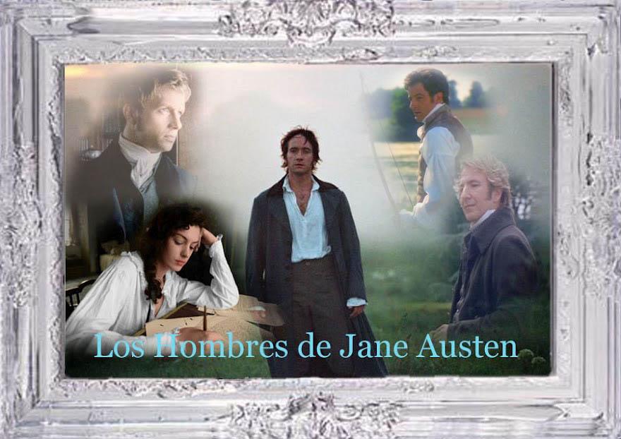 LOS HOMBRES DE JANE AUSTEN