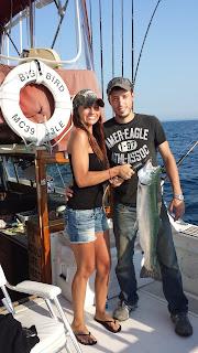 salt water fishing, fresh water fishing, michigan stinger, steelhead