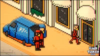 SNES - Roubo a joalheria GTA V 16-bits