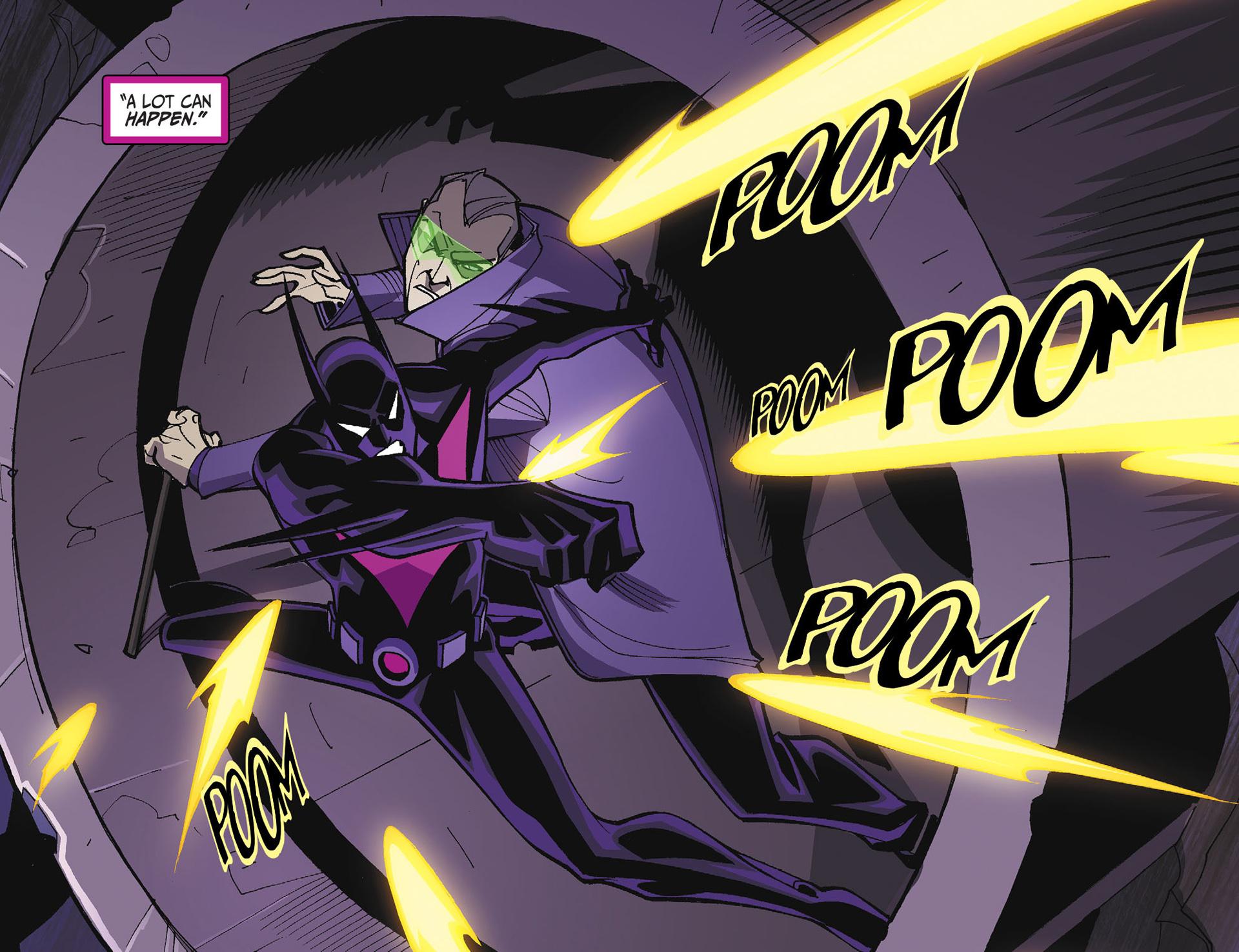 Batman Beyond 2.0 #12 #29 - English 5