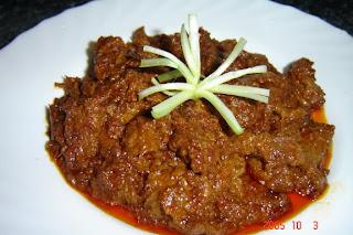 Resep Membuat Masakan Rendang Daging Maran