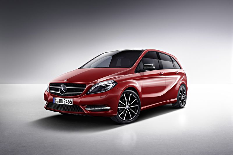 Cats motors launches all new mercedes benz b class for Mercedes benz price philippines