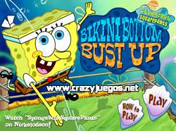 Jugar Spongebob Boxing - www.crazyjuegos.net