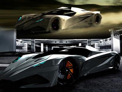 Sport Cars on Ferruccio Lamborghini 2013 Concept Car   Concept And Design Cars