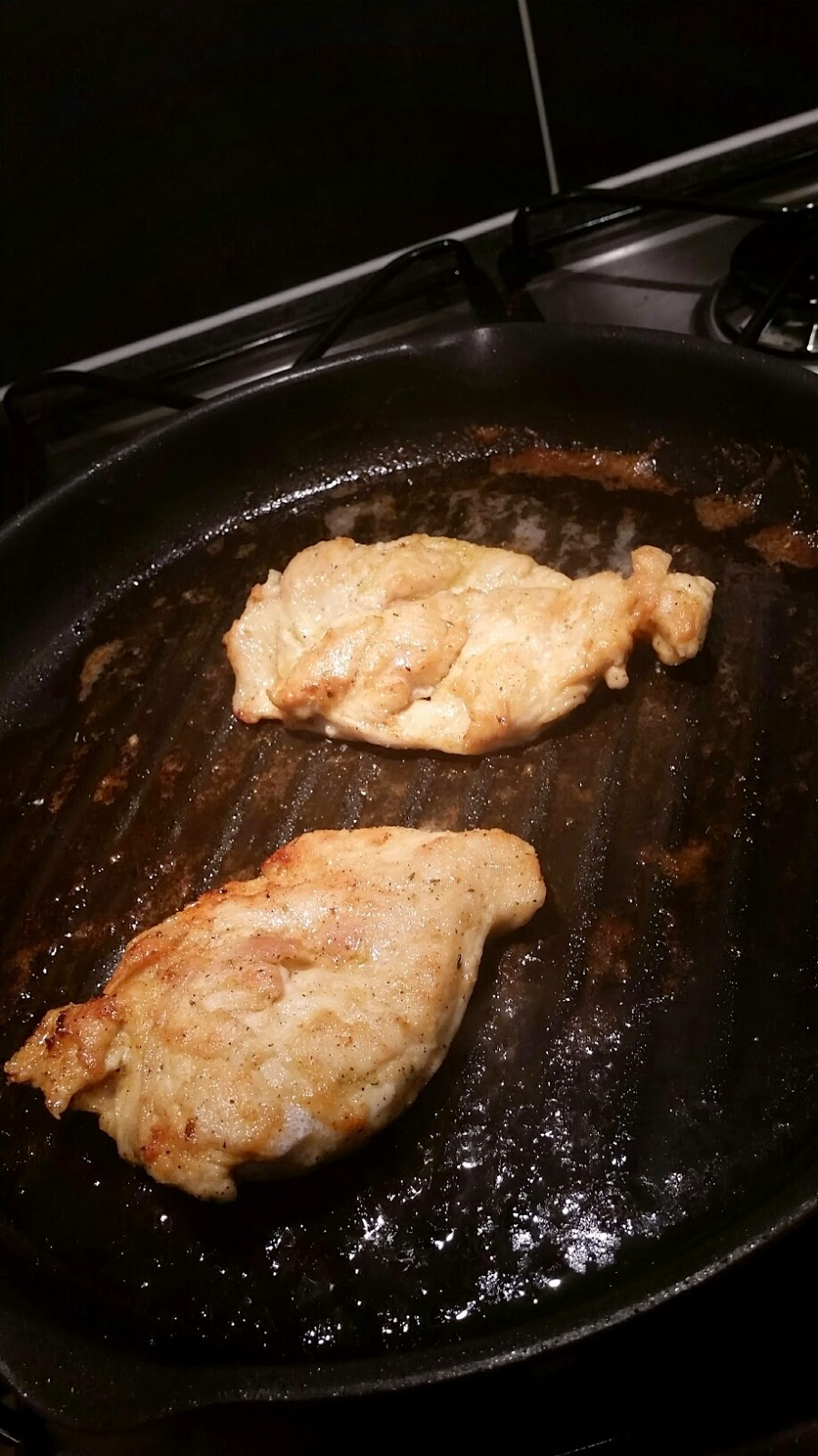 how to cook chicken in a skillet with butter