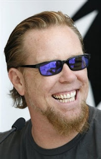 James Hetfield, Metallica Vocalist