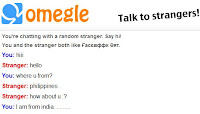 omegle chat