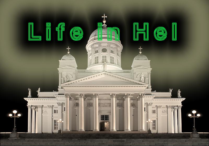 a LIFE IN HELsinki