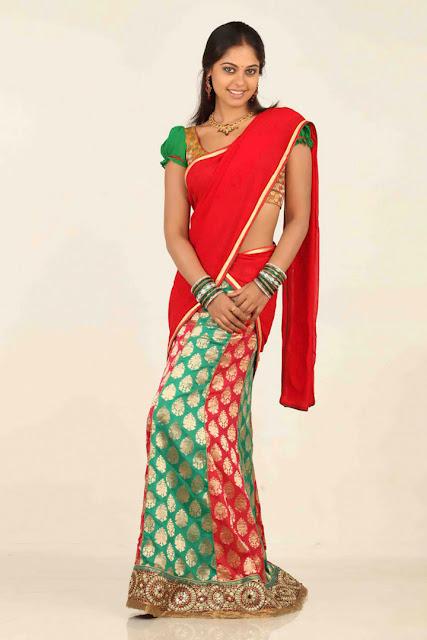 Bindu Madhavi in Half Saree 4