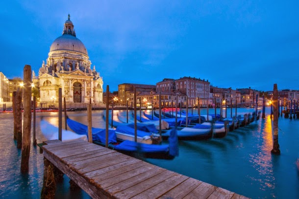 Blue-Hour-In-Venice-By-Jeff-Bell