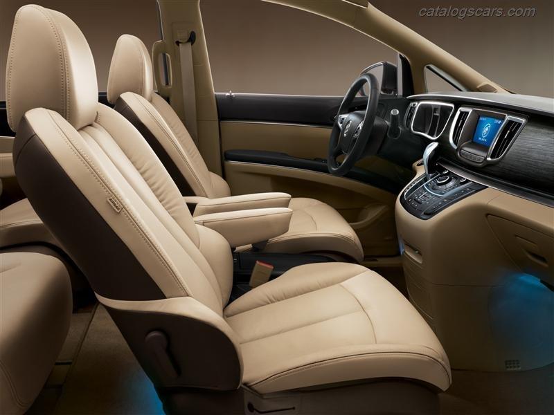 صور سيارة بويك جى ال 8 2012 - اجمل خلفيات صور عربية بويك جى ال 8 2012 - Buick GL8 Photos Buick-GL8-2011-19.jpg