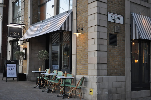 Cote+Brasserie+Islington+Upper+Street+review+Islington+Green
