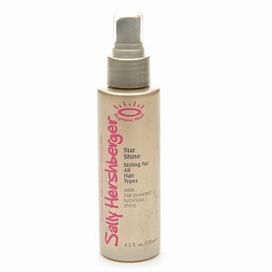 Sally Hershberger, Sally Hershberger Star Shine, hair, hair products, shine spray, hairspray