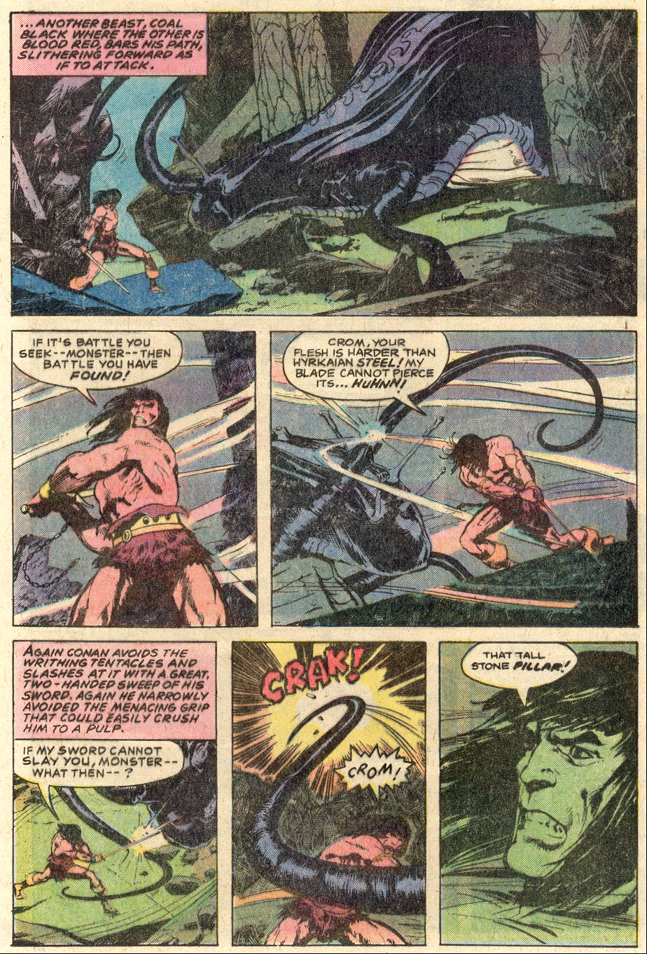 Conan the Barbarian (1970) Issue #116 #128 - English 17
