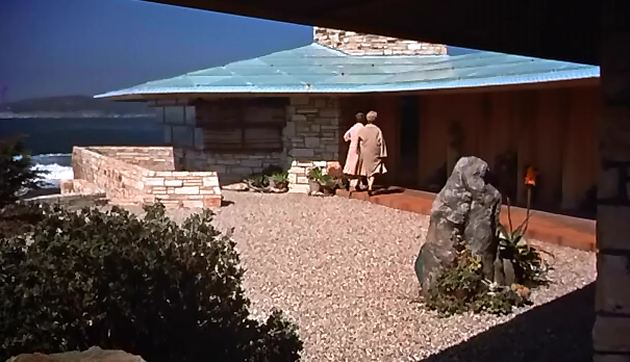 Frank Lloyd Wright Beach House In A Summer Place