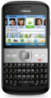 Nokia E5 Specifications: QWERTY-designed Cell Phone from Nokia