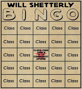Will Shetterly Bingo