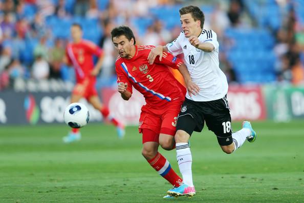 Euro U21 - Russia vs Germany