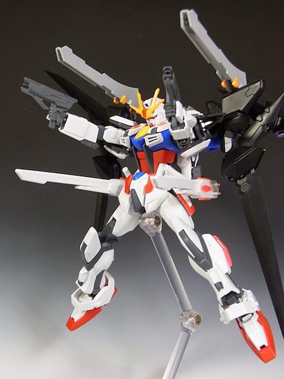 GUNDAM GUY: 1/144 Strike Noir Freedom Gundam?? - Custom ...