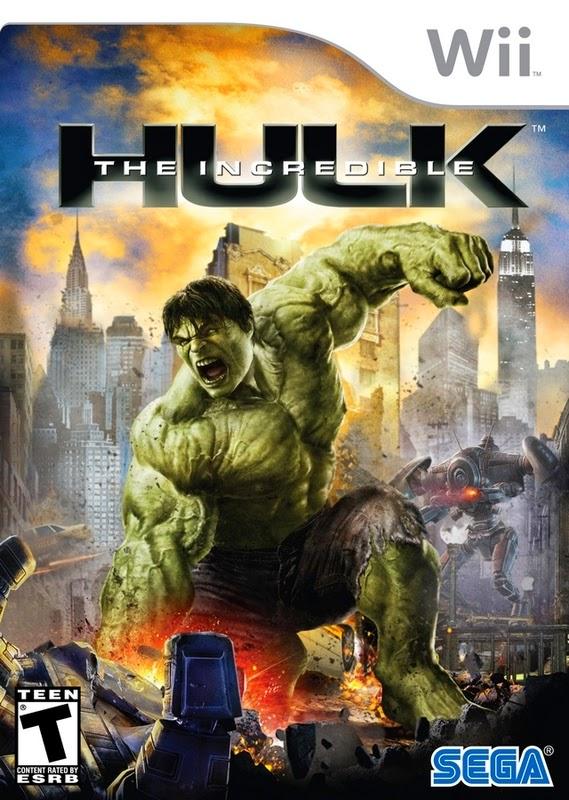 El Increíble Hulk [Wii][PAL][Español][UA]