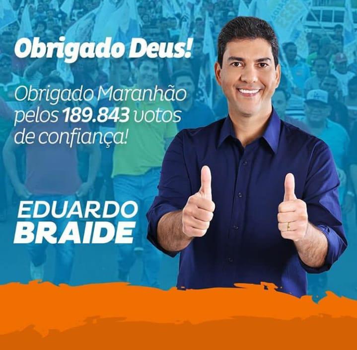 EDUARDO BRAIDE DEPUTADO FEDERAL ELEITO