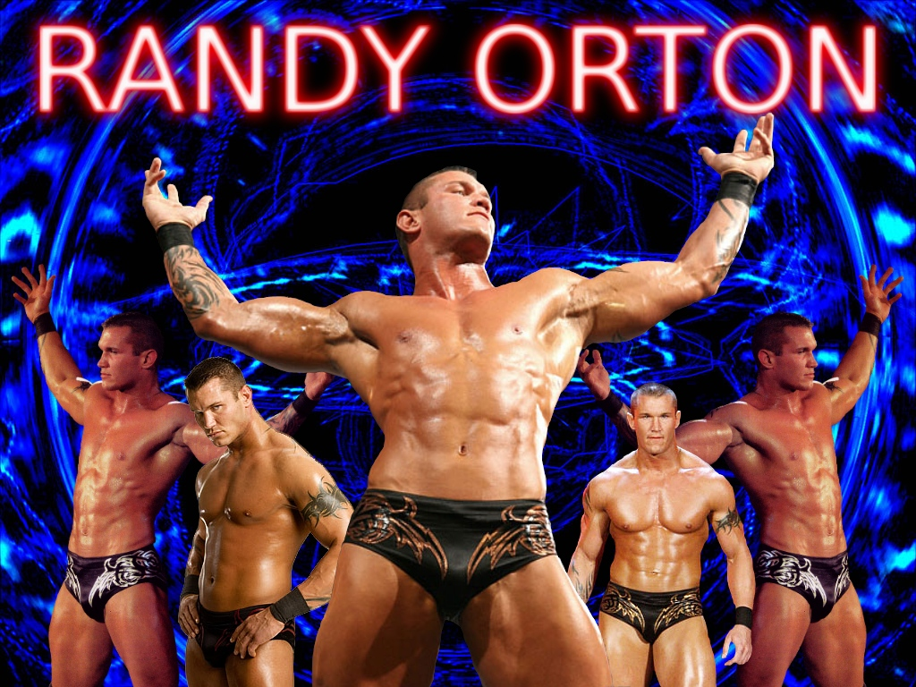 Randy Orton Digital Hd Photos