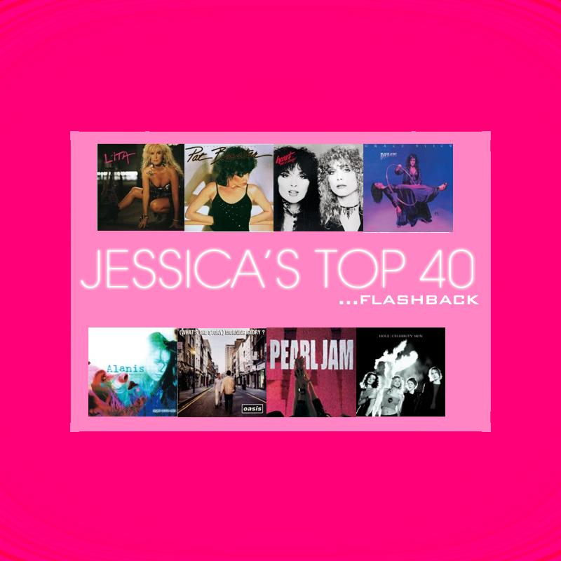 Jessica's Top 40 Flashback