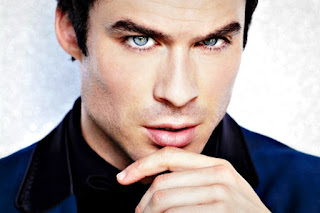 Ian Blue Eyes