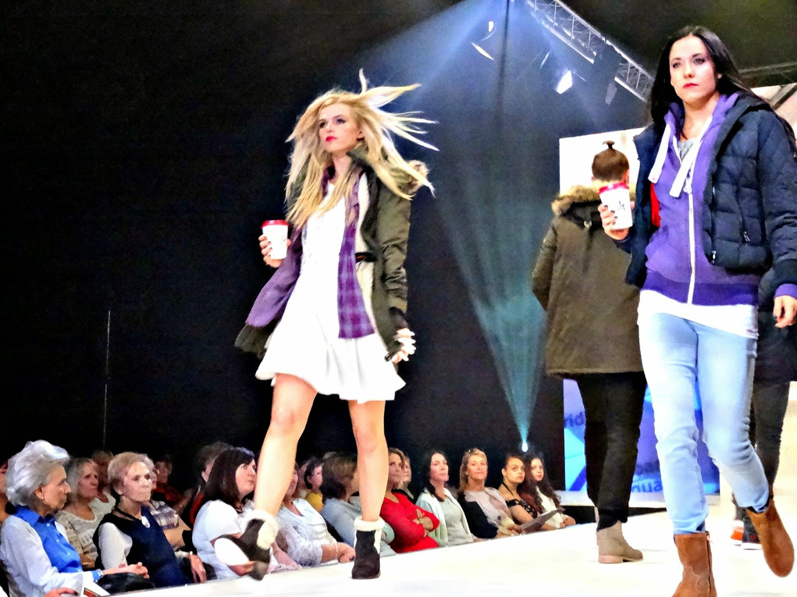 Marks and Spencer Fashion Show