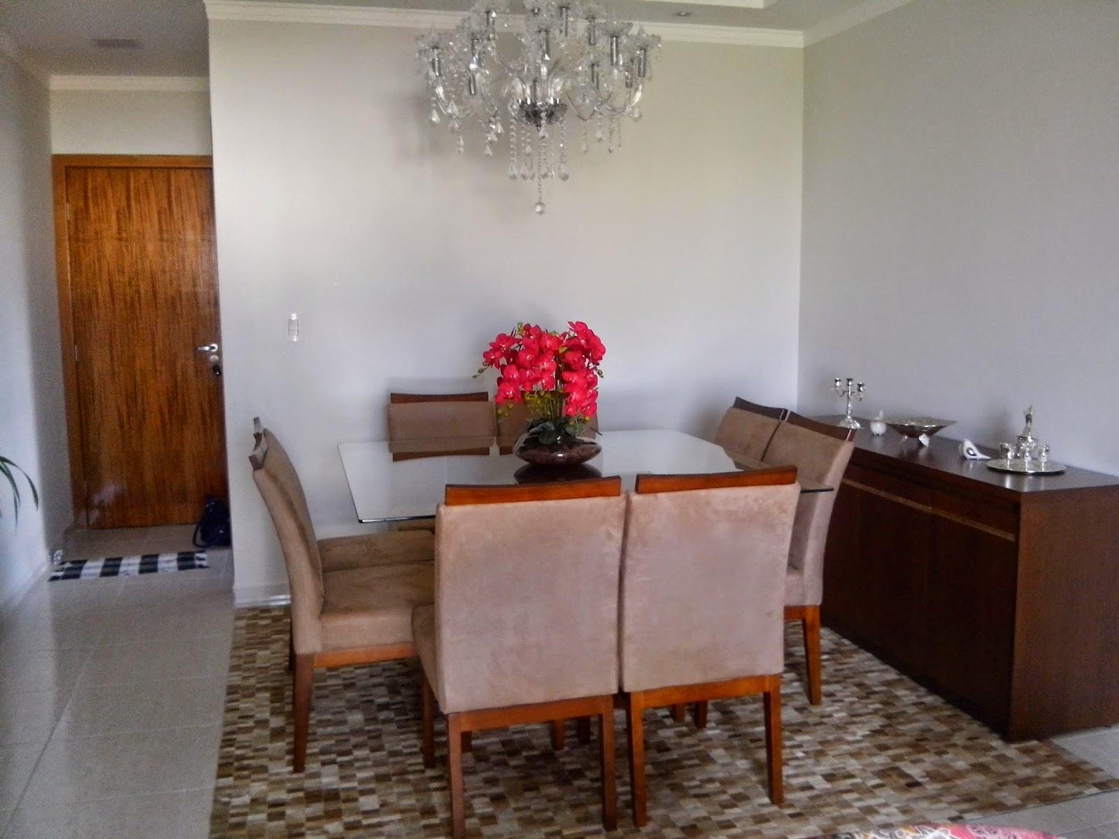 Sala De Jantar Com Tapete De Couro ~ essa é a sala de jantar as cadeiras são impermeabilizadas sim