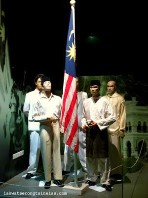 GETTING TO KNOW MALAYSIA THRU MUZIUM NEGARA