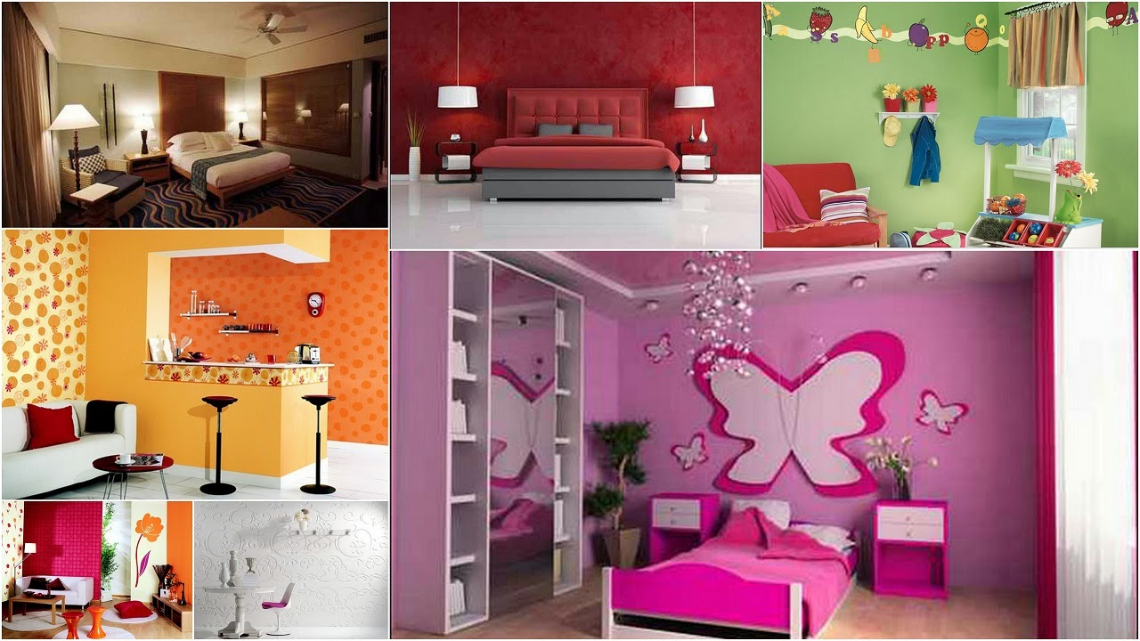 Modern paint room ideas 2014