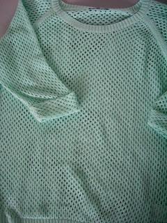 oversized pullover türkis