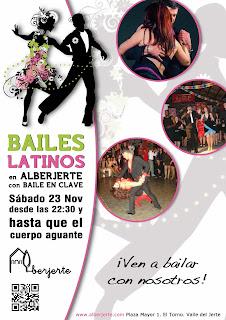 """Bailes latinos con """"Baile en Clave"""""""